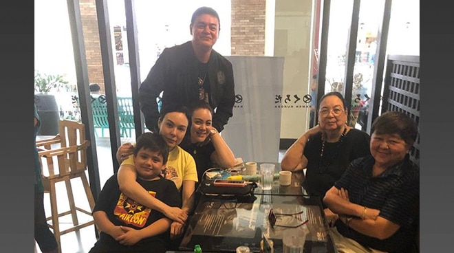 WATCH: Gretchen Barretto bonds with mom Inday