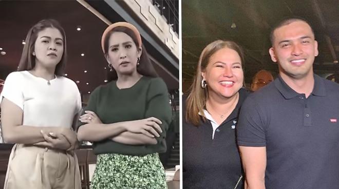 Jolina Magdangal at Melai Cantiveros, ibinuking ang kuwento ng bagong love life ni Karla Estrada
