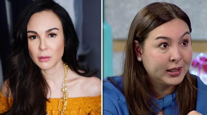 Gretchen Barretto to sister Marjorie: 'Relax you are radiating with so much anger'