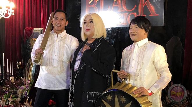 "John ""Sweet"" Lapus shares Vice Ganda dressed him up for 'Black Magic' party"