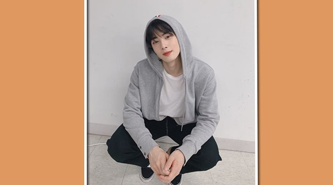 'Gangnam Beauty' actor Cha Eun Woo arrives in Manila