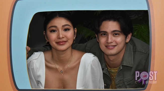 Nadine Lustre speaks up about having separate projects from James Reid