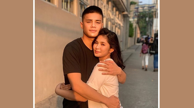 LOOK: Loisa Andalio's sweet birthday message for Ronnie Alonte