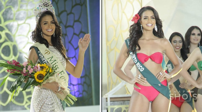 Puerto Rico's Nellys Pimentel is Miss Earth 2019