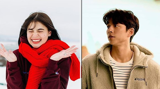 Anne Curtis meets 'Goblin' actor Gong Yoo