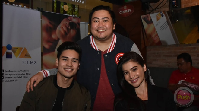Anne Curtis and Marco Gumabao's Just A Stranger hits the P100 million mark in box office sales