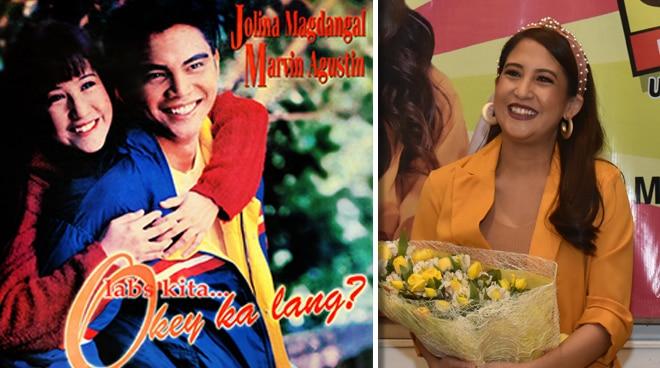 Jolina Magdangal on two decades of 'Labs Kita... Okey Ka Lang': 'Naaalala ko pa talaga na shino-shoot namin'
