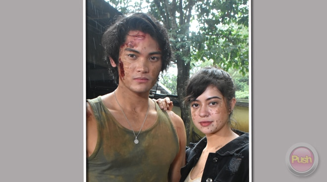 'They all do their stunts': 'Kid Alpha One' director Richard Somes hanga kina Javi Benitez at Sue Ramirez