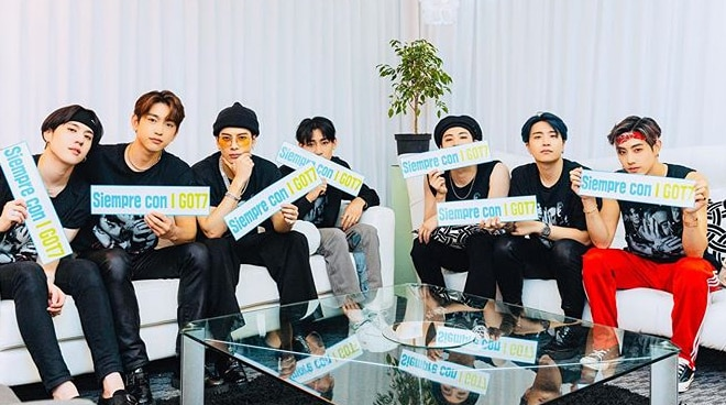 Ticket prices to K-Pop group GOT7's Manila concert revealed