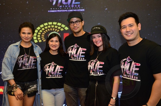 Hueniverse will happen on September 28 at the Filinvest City Events Grounds.
