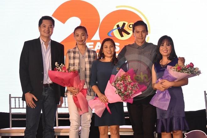 Maymay and Enchong will host Puno ng Buhay and AgriCOOLture.