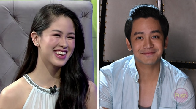 Is Joshua Garcia going to be Kisses Delavin's new love team partner?