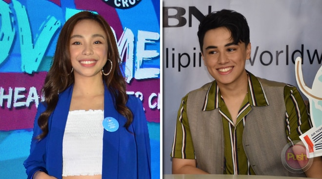 Maymay Entrata says she will not change love team partners: 'Masaya ako na si Dodong muna'
