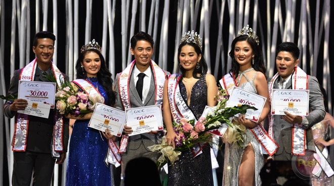 LOOK: The winners of Mr. & Ms. Chinatown 2019