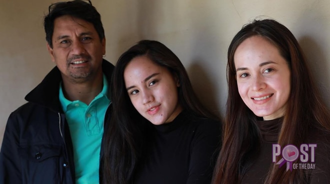 Lucy Torres and Richard Gomez pen sweet message for daughter Juliana