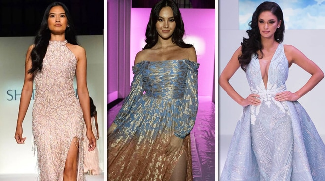 Pinay queens rumampa sa New York Fashion Week