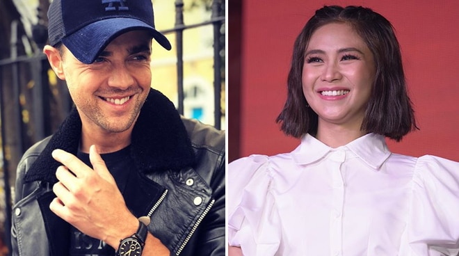 A1's Ben Adams in talks with VIVA for a possible collaboration with Sarah Geronimo