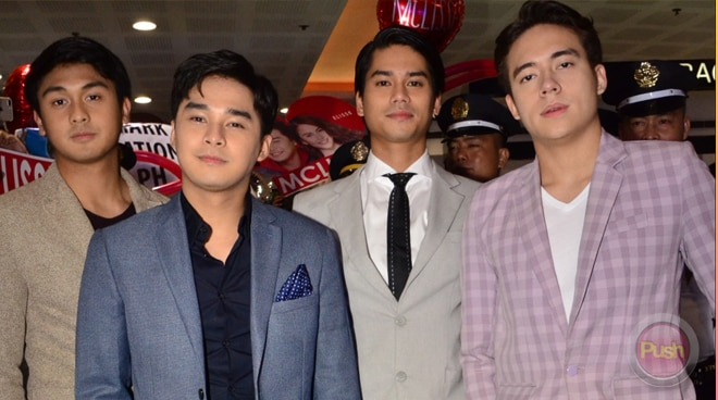 REVIEW: 'G!' movie's McCoy De Leon, Jameson Blake, Mark Oblea, and Paulo Angeles are definitely the new 'Tropa Goals'