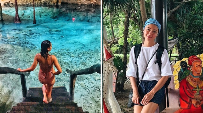 WATCH: Jodi Sta. Maria explores Mexico