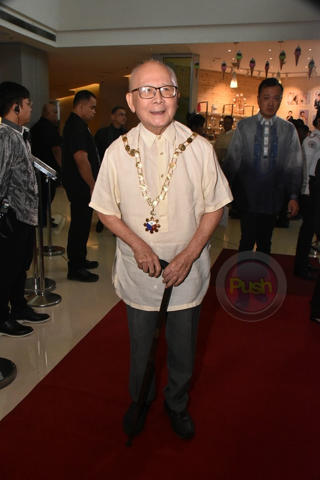 SineSandaan pay homage to the luminaries of Philippine cinema.