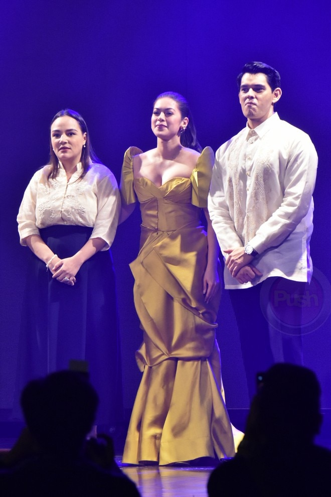 SineSandaan took place on Thursday, Sept. 12 at the Kia Theater.