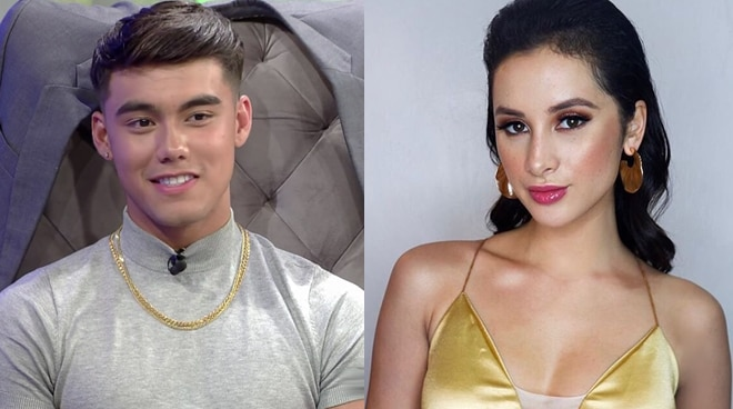 Bailey May to Franki Russell: 'You should be my date for the ball you know.'
