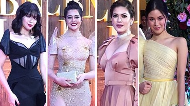 WATCH: Stars in action at the ABS-CBN Ball 2019 red carpet