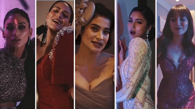 What happens after the ball? Anne, Iza, Kathryn, Kim, Pia and more dazzle in 'Dancing On My Own'video