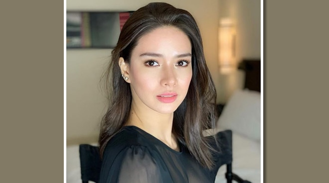 Erich Gonzales explains absence at ABS-CBN Ball 2019