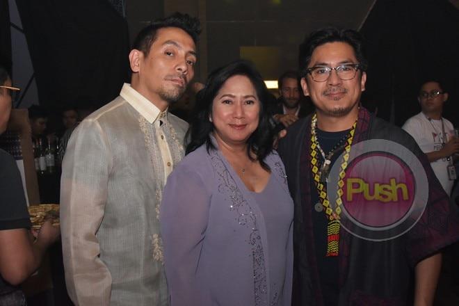 Tingnan ang mga nanalo at dumalo sa gabi ng parangal ng Pista ng Pelikulang Pilipino 2019.