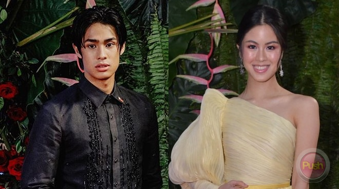 Kisses Delavin and Donny Pangilinan go solo, but happy at the ABS-CBN Ball 2019