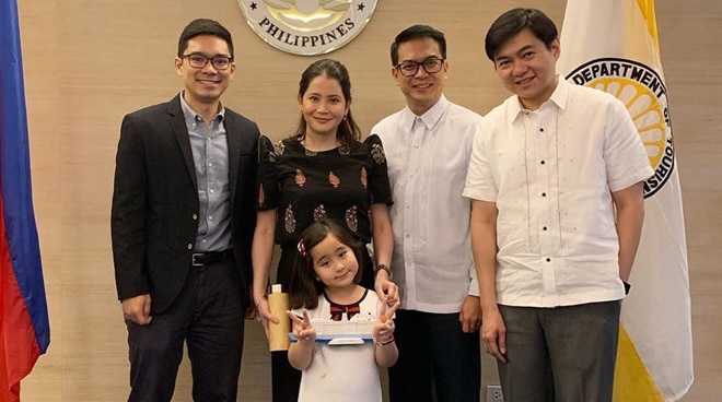 Scarlet Snow Belo, itinanghal na tourism advocate ng Department of Tourism