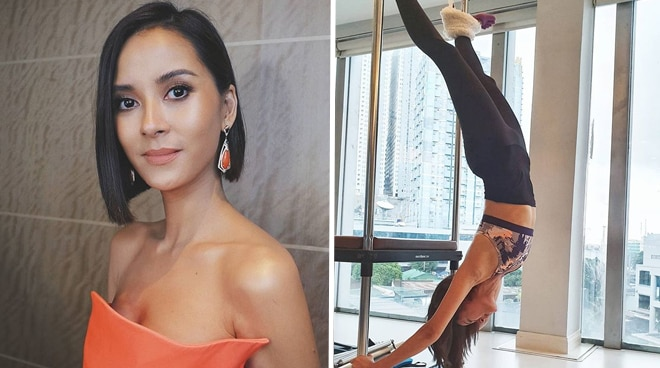 MOM GOALS!; Bianca Gonzalez is proud to be 'Payat but strong'