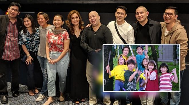 LOOK: 'Ang TV Movie: The Adarna Adventure' cast reunites