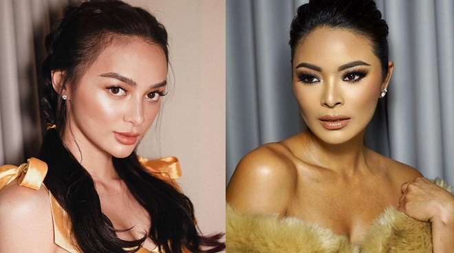 Maxine Medina, Kylie Verzosa start following each other on IG again