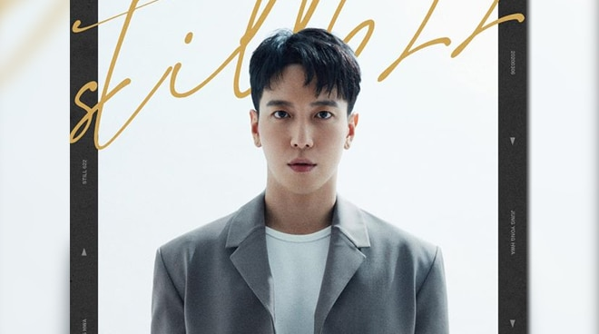 CNBLUE's Jung Yong-hwa coming to Manila next year