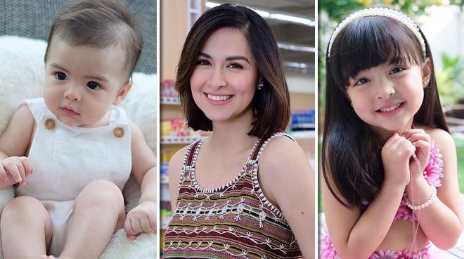 Marian Rivera, nag-react sa pagiging 'most followed kids' sa social media ng kanyang mga anak