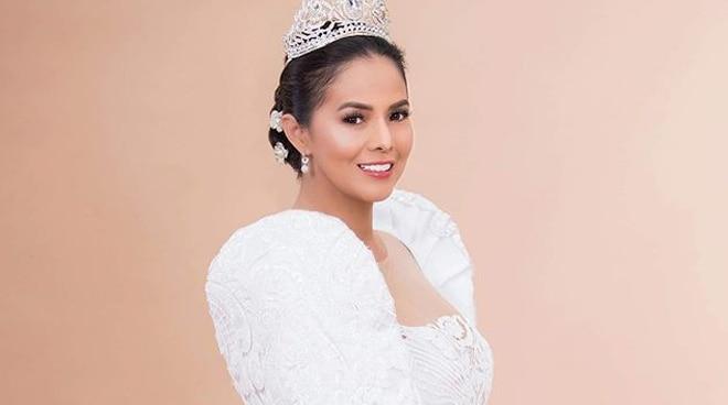 Patricia Javier sasabak muli sa beauty pageant
