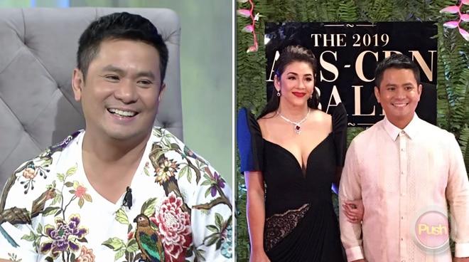 Ogie Alcasid, nilinaw ang isyung nag-walk out sila sa ABS-CBN Ball ni Regine Velasquez