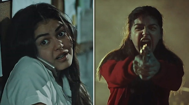 WATCH: Janine Gutierrez is a saleslady who possesses a gun in 'Babae at Baril'