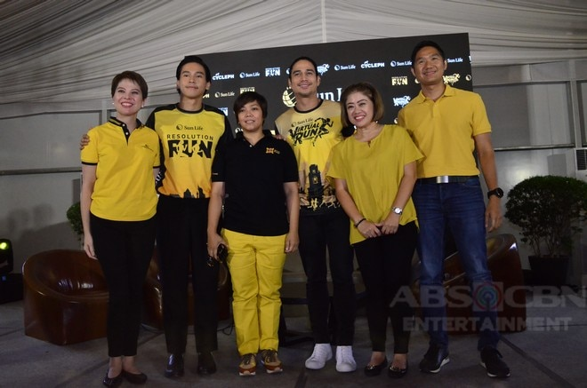Piolo Pascual and Enchong Dee for Sunpiology
