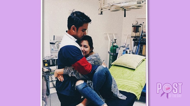 Moira dela Torre to husband Jason Hernandez: 'Thank you for being my 95% when I'm at 5'
