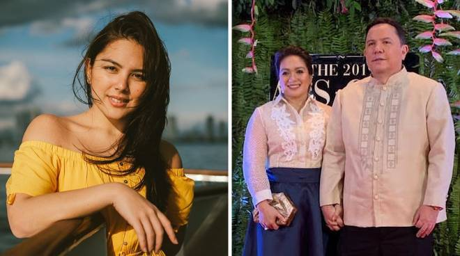 Ria Atayde gives update on mom Sylvia Sanchez's health after COVID-19 diagnosis