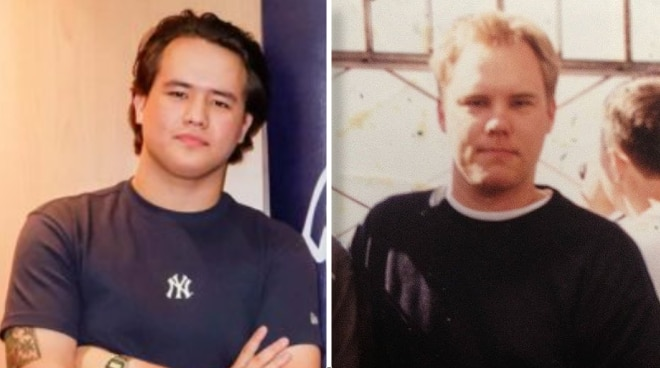 Juan Karlos Labajo searches for his German father Oliver Stolz