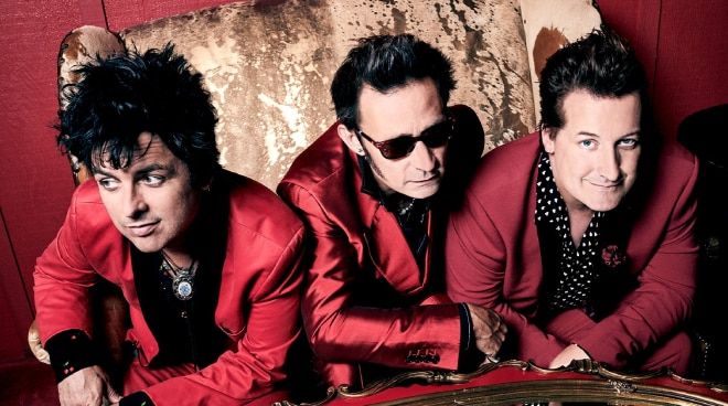 Green Day reschedules Asian Tour to 2021