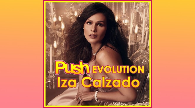 Iza Calzado | Push Evolution