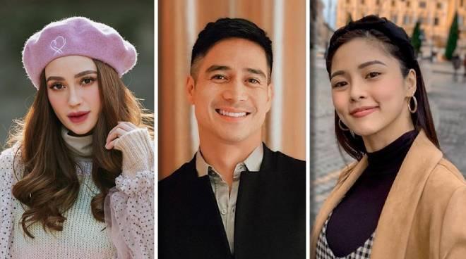 Celebrities celebrate Palm Sunday at home