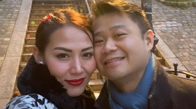 LOOK: Bianca Manalo greets Win Gatchalian on his birthday