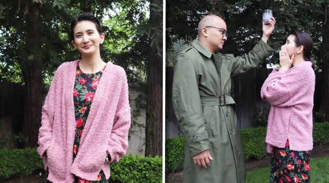 RicaPeralejo recreates look of Yoon Se-Ri from Kdrama 'Crash Landing On You'