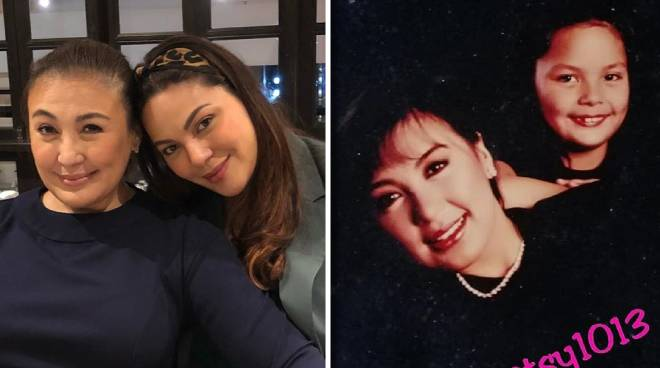 Sharon Cuneta's birthday wish for KC Concepcion: 'I wish you nothing but happiness, love, peace, and all of your heart's desires'